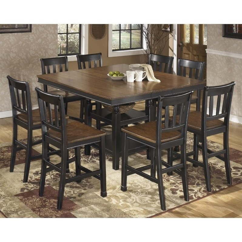 Ashley dining room furniture at furniture for Dining room furniture manufacturers