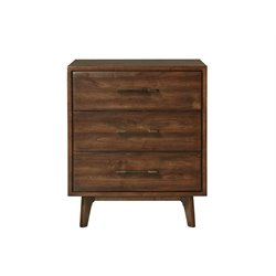 Universal Furniture Curated Newbury Nightstand in Townhouse