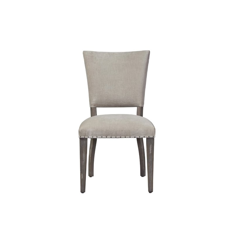 Universal Furniture Curated Pearson Dining Chair In Graystone