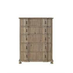 Universal Furniture Authenticity 5 Drawer Chest in Khaki