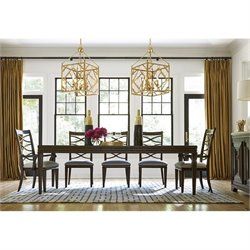 Universal Furniture California Dining Table in Hollywood Hills