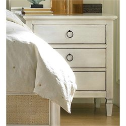 Universal Furniture Summer Hill Nightstand in Cotton