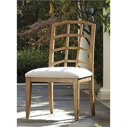 Universal Furniture Moderne Muse Side Chair in Bisque