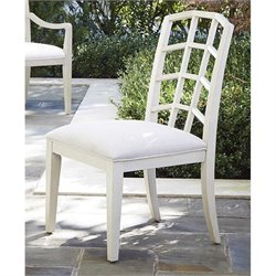 Universal Furniture Moderne Muse Side Chair in Canvas