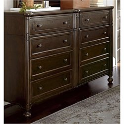 Universal Furniture Proximity Drawer Dresser in Sumatra