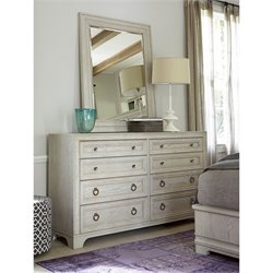 Universal Furniture California Dresser in Malibu
