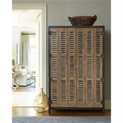 Universal Furniture Moderne Muse Libations Locker in Multi