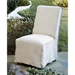 Universal Furniture Moderne Muse Parisian Chair in Bisque