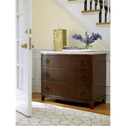 Universal Furniture Silhouette Bachelor's Chest in Truffle