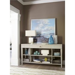 Universal Furniture California Console Table in Malibu