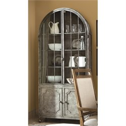Universal Furniture Remix Display  Curio Cabinet in Bannister