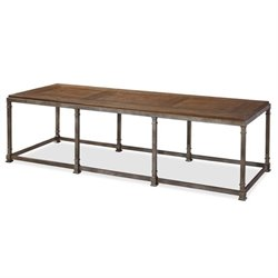 Universal Furniture Remix Rectangular  Coffee Table in Bannister