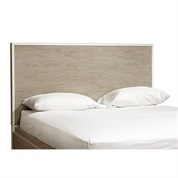 Universal Furniture The Spencer Bedroom King Headboard in Parchment