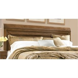 Universal Furniture New Lou King Sleigh Headboard in Cognac