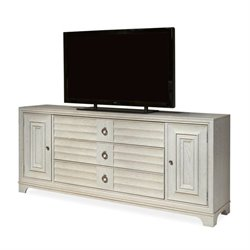 Universal Furniture California 90'' TV Stand in Malibu