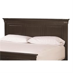 Universal Furniture Summer Hill Queen Panel Headboard in Midnight