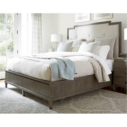 Universal Furniture Playlist King Harmony Upholstered Storage Bed