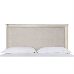 Universal Furniture Sojourn Queen Headboard in Summer White