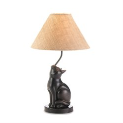 Zingz and Thingz Curious Cat Table Lamp