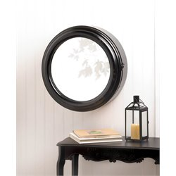Zingz and Thingz Port View Wall Mirror Cabinet