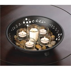 Zingz and Thingz Decorative Candle Display Set