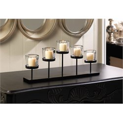 Zingz and Thingz Pedestal Candle Centerpiece