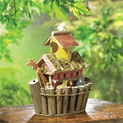 Zingz and Thingz Noah's Ark Birdhouse