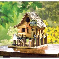 Zingz and Thingz Yacht Club Birdhouse