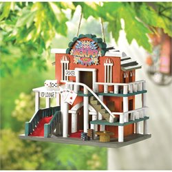 Zingz and Thingz Jackpot City Birdhouse