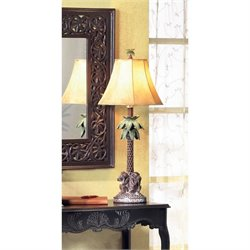Zingz and Thingz Monkeys Bahama Lamp