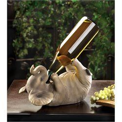 Zingz and Thingz Playful Elephant Wine Holder