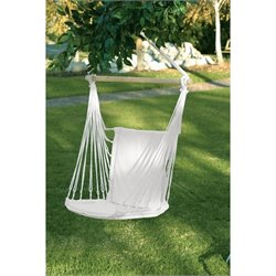 Zingz and Thingz Cotton Padded Swing Chair