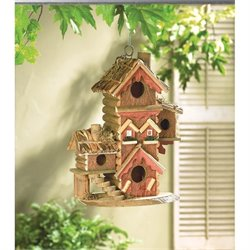 Zingz and Thingz Gingerbread Style Birdhouse