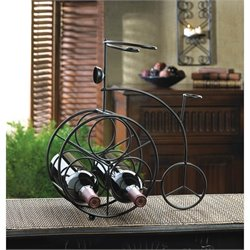 Zingz and Thingz Bicycle Wine Rack