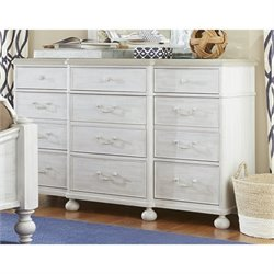 Paula Deen Home Dogwood 9 Drawer Dresser