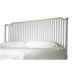 Paula Deen Home Dogwood Queen Slat Headboard in Blossom