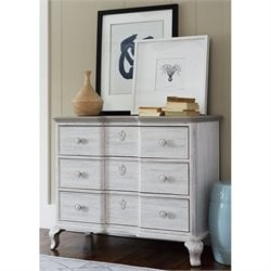 Paula Deen Home Dogwood Accent Chest in Blossom