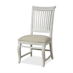 Paula Deen Home Dogwood Dining Side Chair in Blossom
