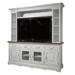 Paula Deen Home Dogwood Entertainment Center in Blossom