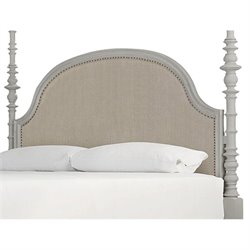 Paula Deen Home Dogwood Queen Poster Headboard in Cobblestone