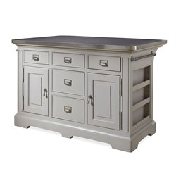 Paula Deen Home Dogwood The Kitchen Island in Cobblestone