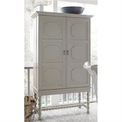 Paula Deen Home Dogwood Home Bar in Cobblestone