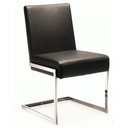 Casabianca Fontana Leather Dining Chair in Brown