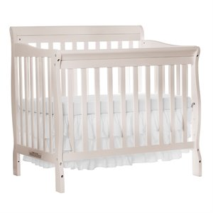 Dream On Me Aden 4 in 1 Convertible Mini Crib