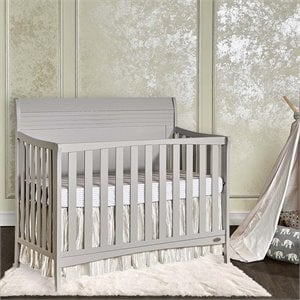 Dream On Me Bailey 5 in 1 Convertible Crib