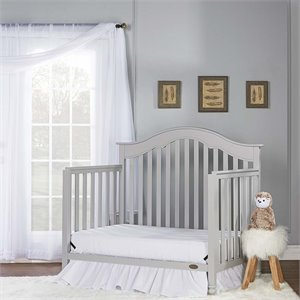 Dream On Me Charlotte 5 in 1 Convertible Crib