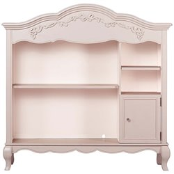 Evolur Aurora Hutch Bookcase