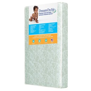 Dream On Me Play Yard Happy Space Mattress