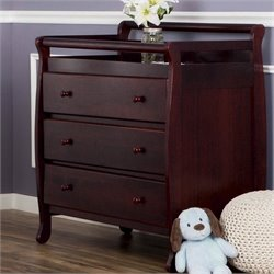 Dream On Me Liberty 3 Drawer Changing Table