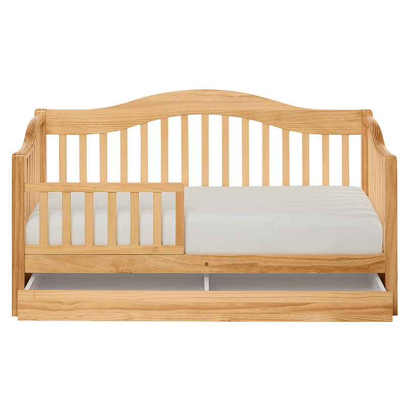 Dream on me toddler day bed in natural 652 n for Beds n dreams